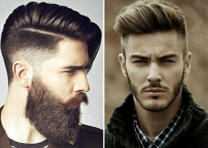 c0d15971b 30 cortes de cabelo masculino com fade degradê para se inspirar El