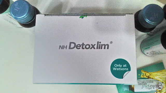 Review; NH Detoxlim's Colla Plus Advance