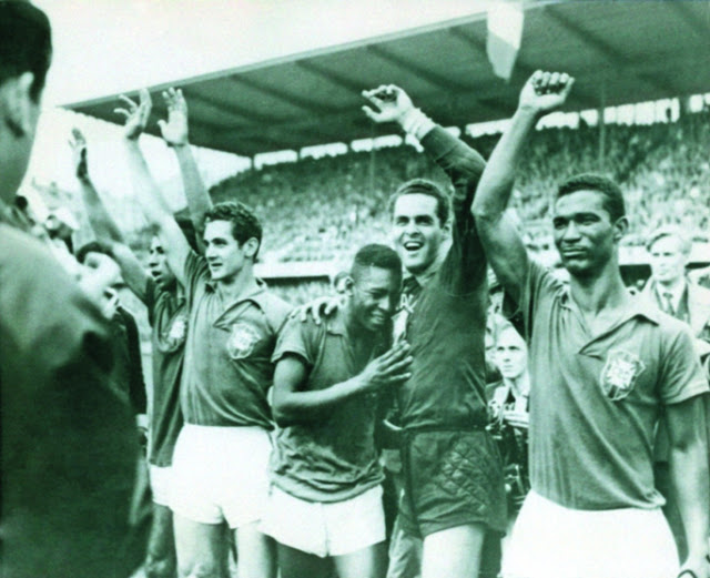 TV Brasil exibe segunda parte da série da Deutsche Welle sobre a história do futebol