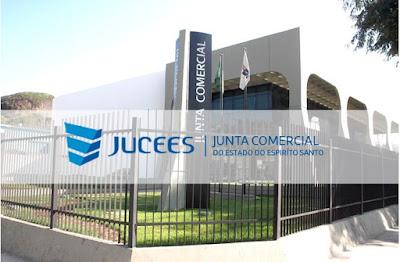 Concurso da JUCEES - Comissão organizadora