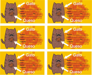 http://etiquetasparacuadernos.blogspot.pe/2016/03/gato-con-bigote-y-queso.html