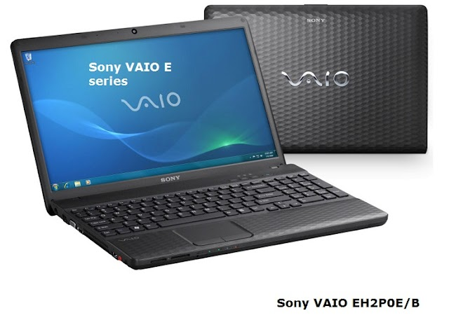 Sony VAIO EH2P0E/B review