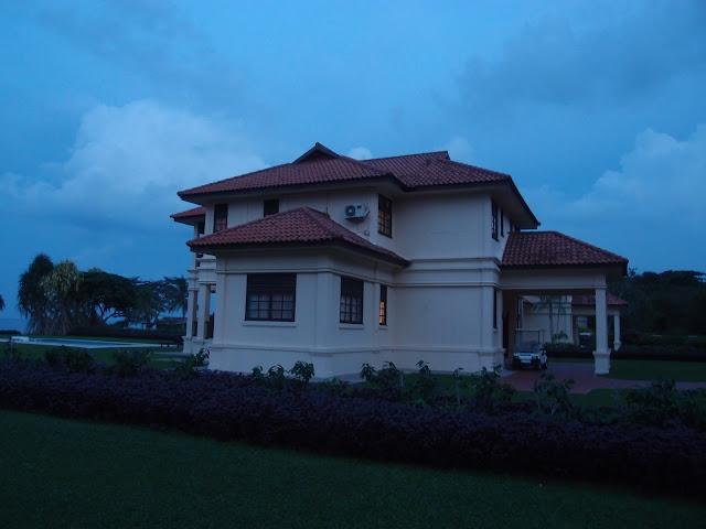 BLR villa