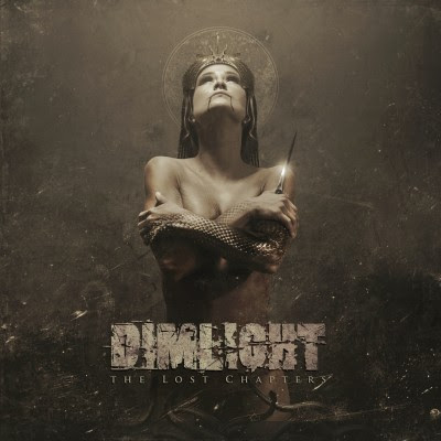 Dimlight - The Lost Chapters - cover album - 2016