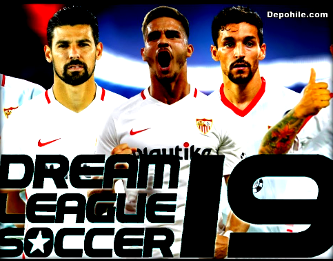 Dream League Soccer 2019 Sevilla FC Yaması İndir Tam Kadro