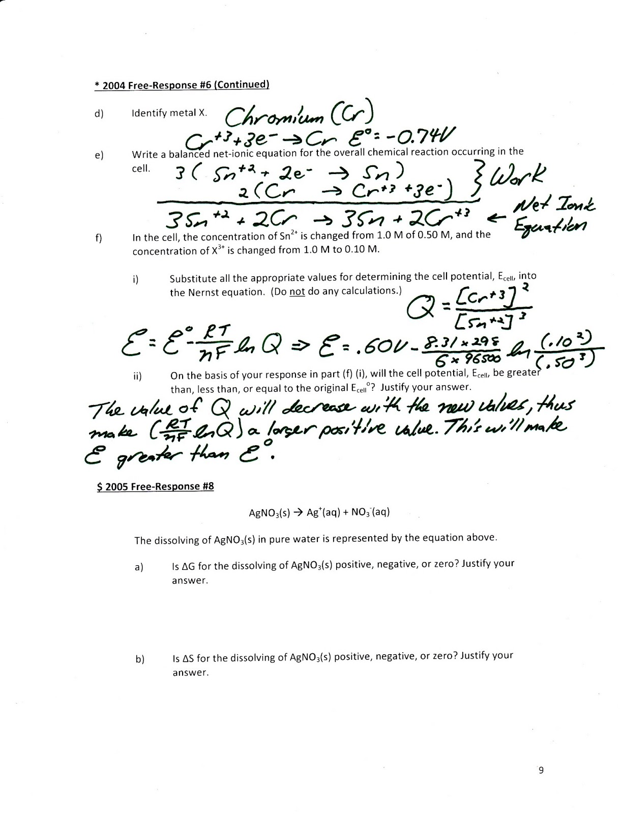 Molarity Pogil Worksheet Answers