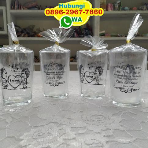 souvenir gelas piala murah 52266