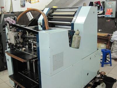 mesin cetak undangan hasil bagus