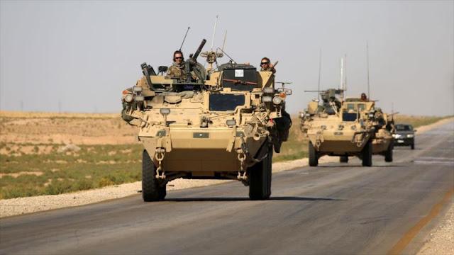 Rusia, preocupada por negativa de EEUU a abandonar Siria
