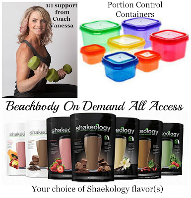 Beachbody, On Demand, All Access, 21 Day Fix, P90X3, Insanity, Vanessadotfitness, vanessa.fitness
