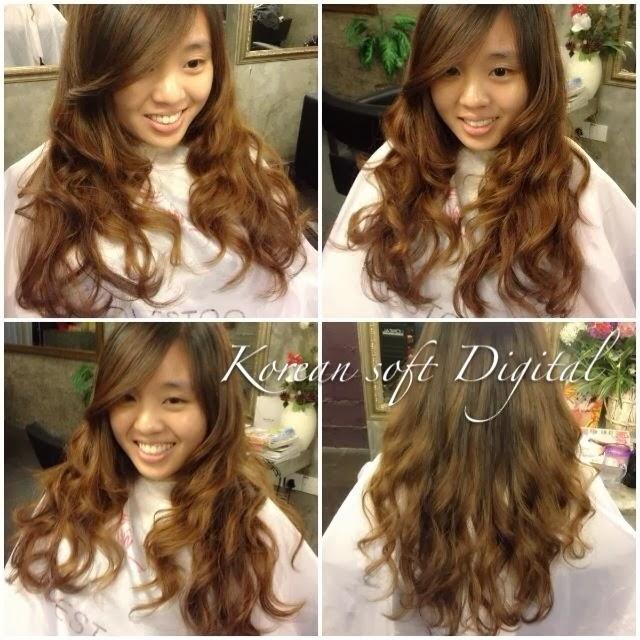 Jacqueline Chang S Life As A Hairdresser Hair Perm Or Rebonding