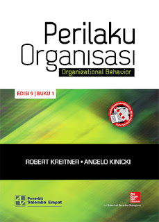 "Perilaku Organisasi ""Organizational Behavior"" 1, E9"