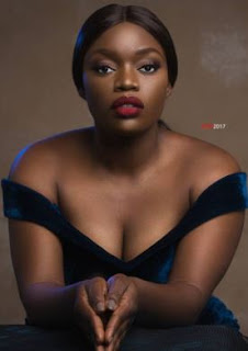 BBNaija's Bisola bares cleavage in new photos