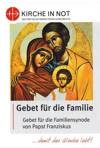 Gebet Für Familie