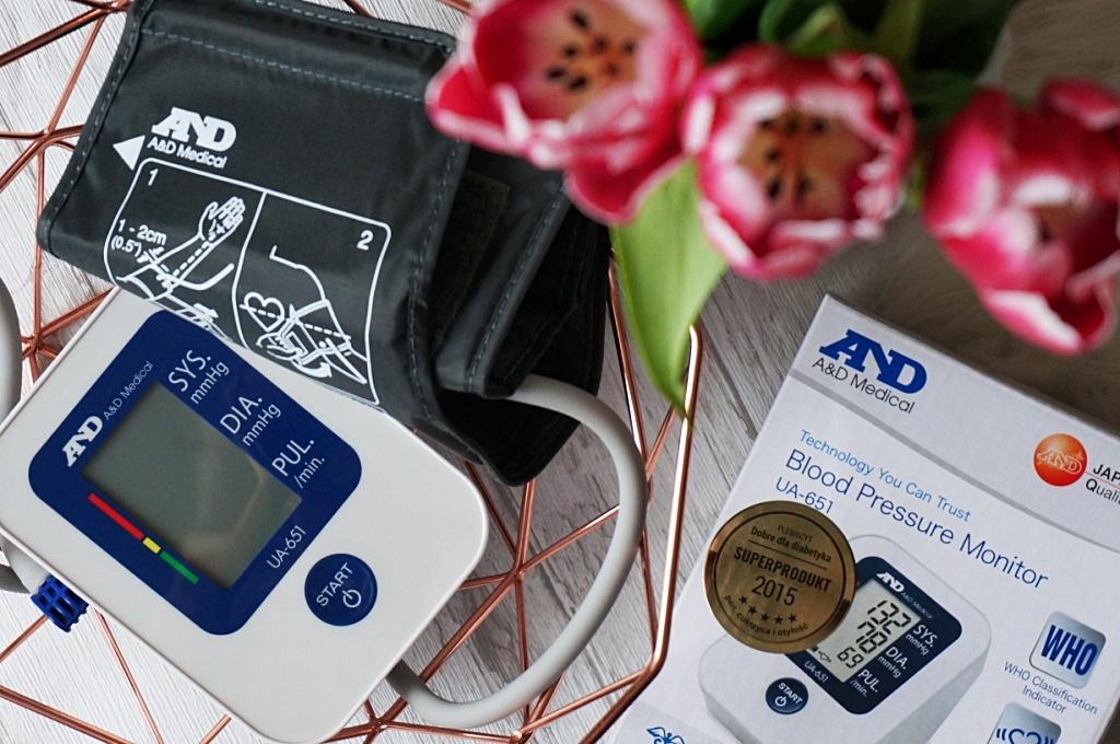 Nadciśnienie tętnicze - przyczyny, objawy, profilaktyka z ciśnieniomierzem naramiennym UA-651 od Diagnosis