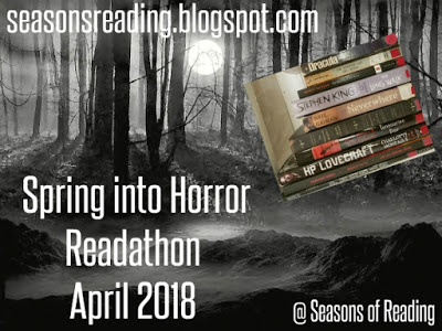 Click to Join the Horror Readathon!