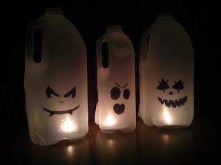 Kreatív Halloween-i dekoráció ötlet