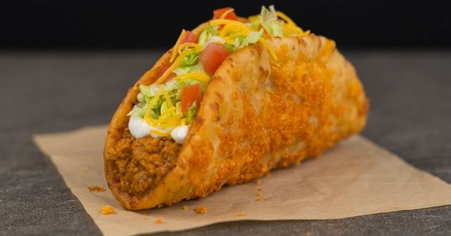 Taco Bell Tests Toasted Cheddar Chalupa In Flint Mi