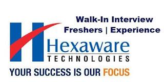 Hexaware Hiring Java Developers