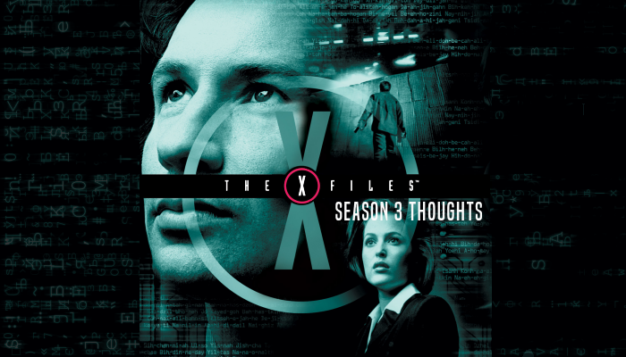 The X-Files season three