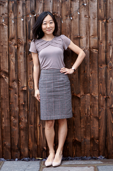McCalls 3830 Pencil Skirt