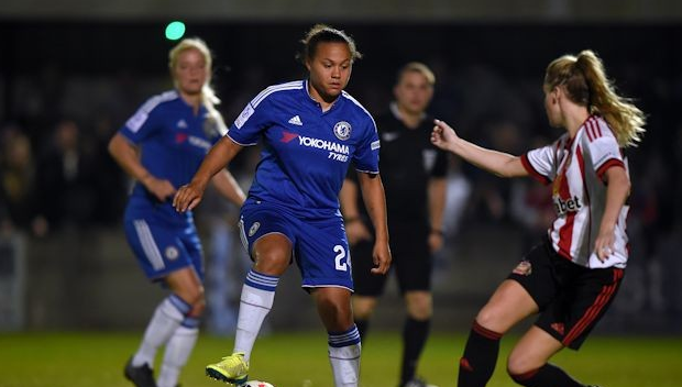 Chelsea Ladies - Drew Spence