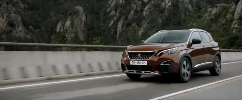 Canzone Peugeot 3008 pubblicità Allude - Musica spot Novembre 2016