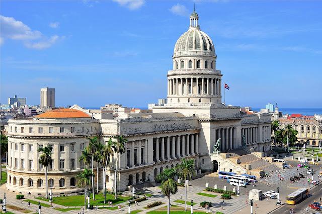 La Habana, capital de Cuba cumple 497 años de fundada.