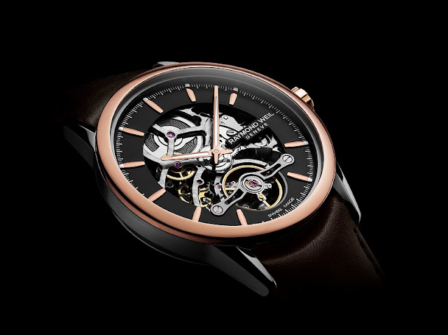 Celebrate Father's Day in 'Swiss Style' with Raymond Weil