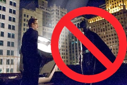 Gotham TV Series Logo Title Card Casting No Batman