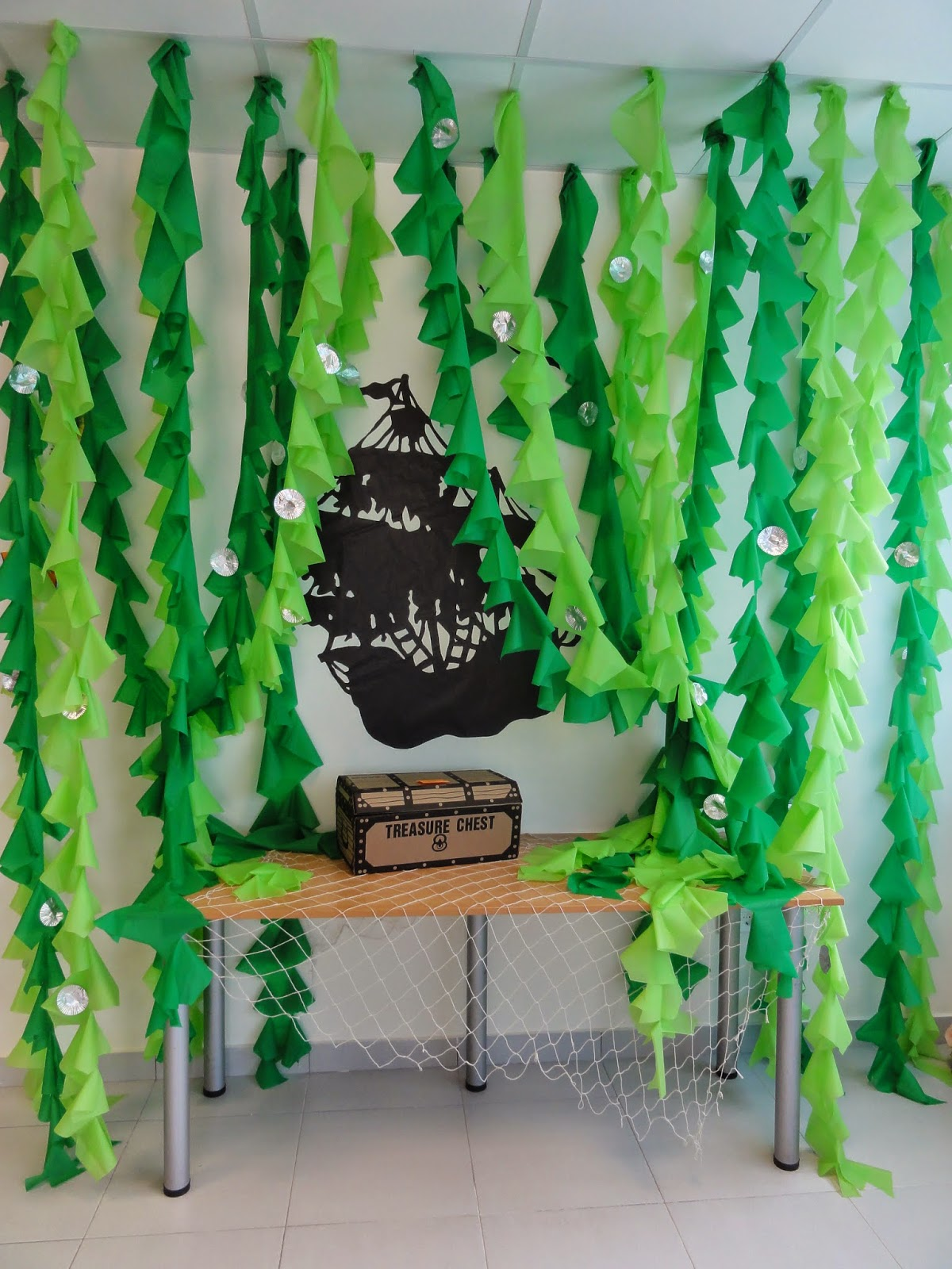 DSC06859 Ocean Themed Clroom Decorations on
