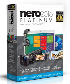 Nero 2016 Platinum 17.0.04500 Full Version