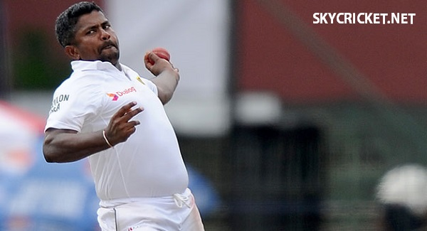 Herath ruled out of third Test against India