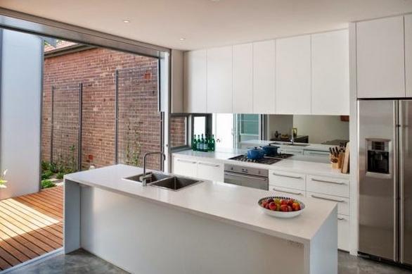 desain dapur minimalis modern yang cantik