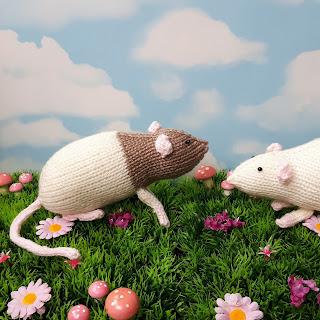 rat knitting pattern