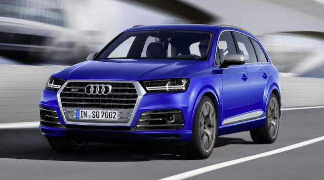 2017 Audi SQ7 Review end Price