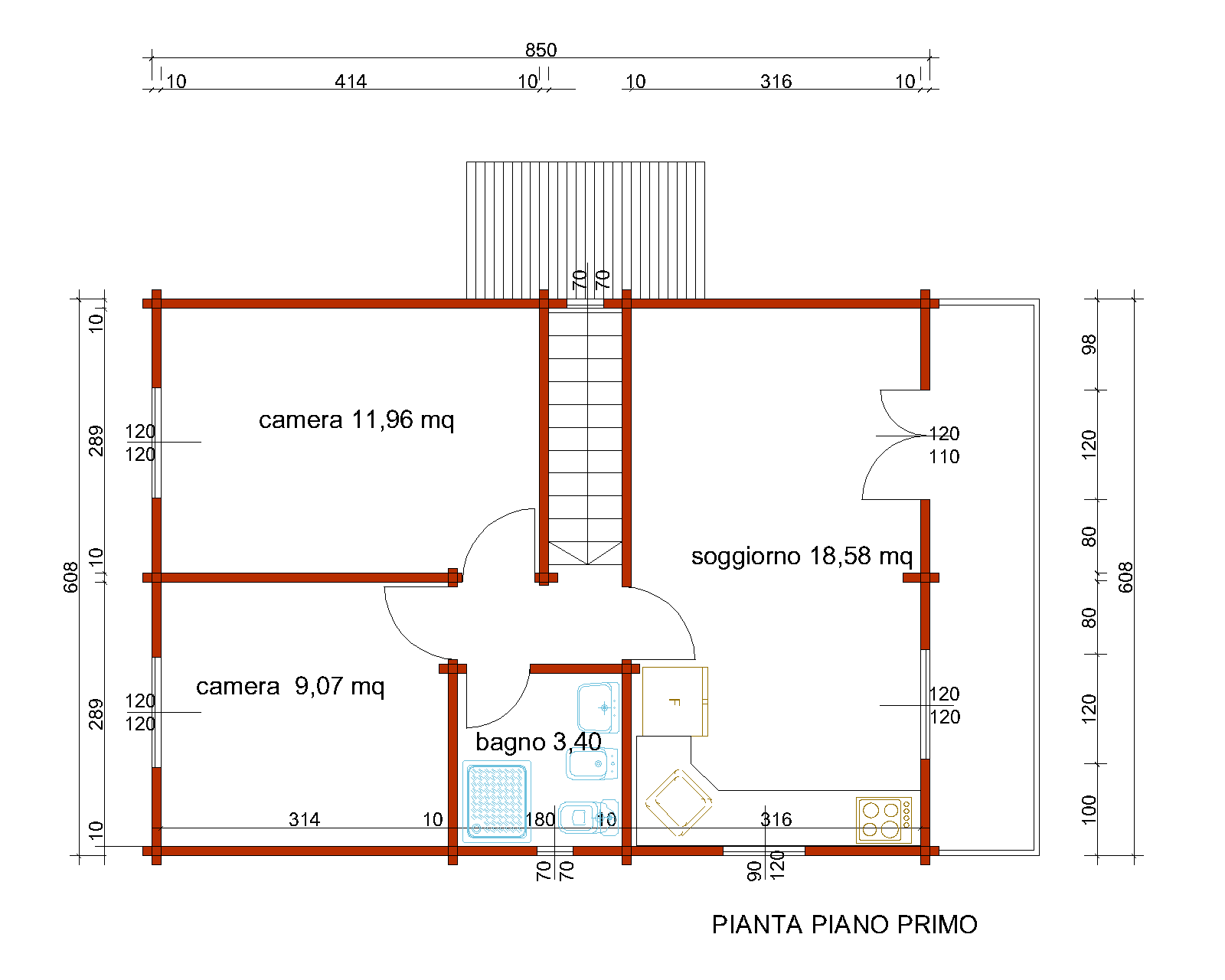 Progetti Case Moderne Su Un Piano.Progetti Case Su Un Piano Trendy Progetti Di Casa A Un Piano With