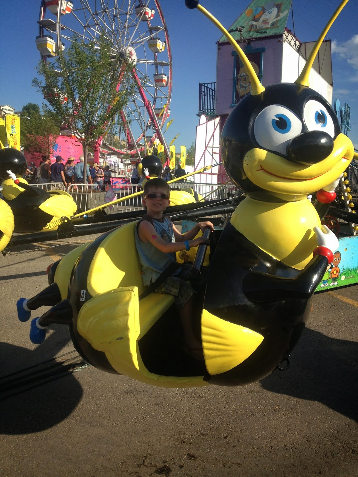 Ruff Ruminations Five Must Have Camping Beach Toys: Ruff Ruminations: 5 Reasons To LOVE Calgary Stampede 2014