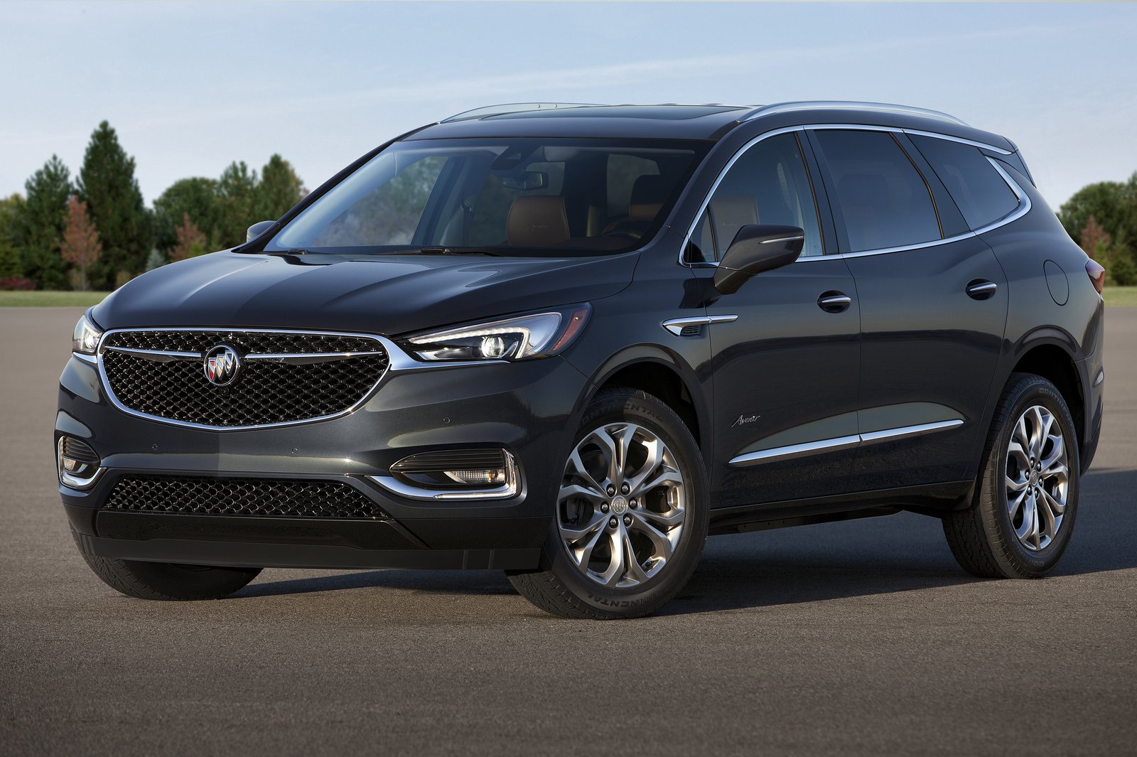 2018 Buick Enclave To Be Priced From 39 995