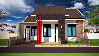 Model Rumah Minimalis Bagus Banget Terbaru Kekinian
