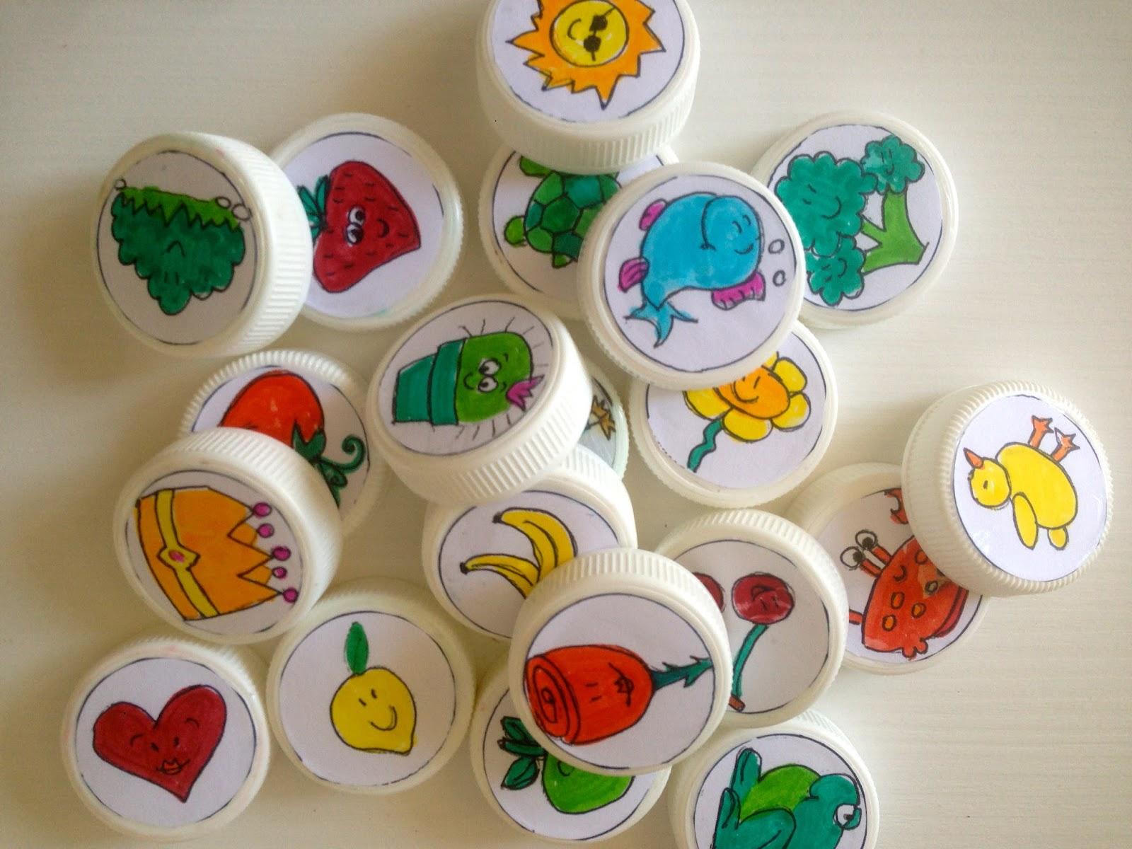 Mangia Leggi Crea Tombola Per Bambini Fai Da Te Tutorial