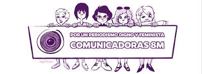 TecnoPensamiento | Comunicadoras 8M: por un periodigno feminista