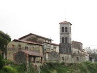 Pendueles camino de Santiago Norte Sjeverni put sv. Jakov slike psihoputologija