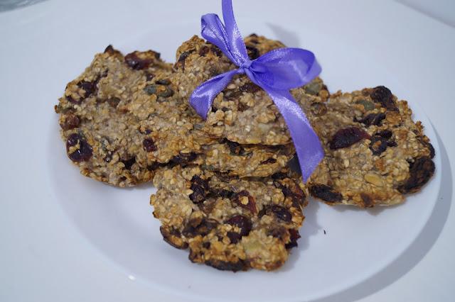 Ciasteczka owsiane- 2 przepisy