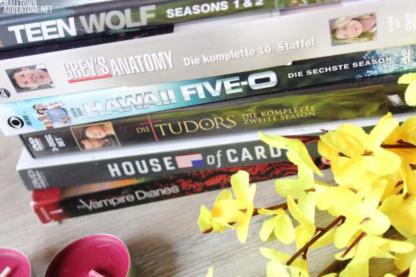 Dvd Sammlung, Probleme eines Serienjunkies, Serien, Serienblogger, Filmblogger, Serienfans