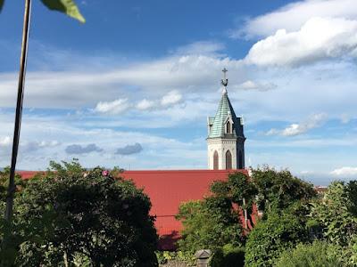 カトリック元町教会の頭