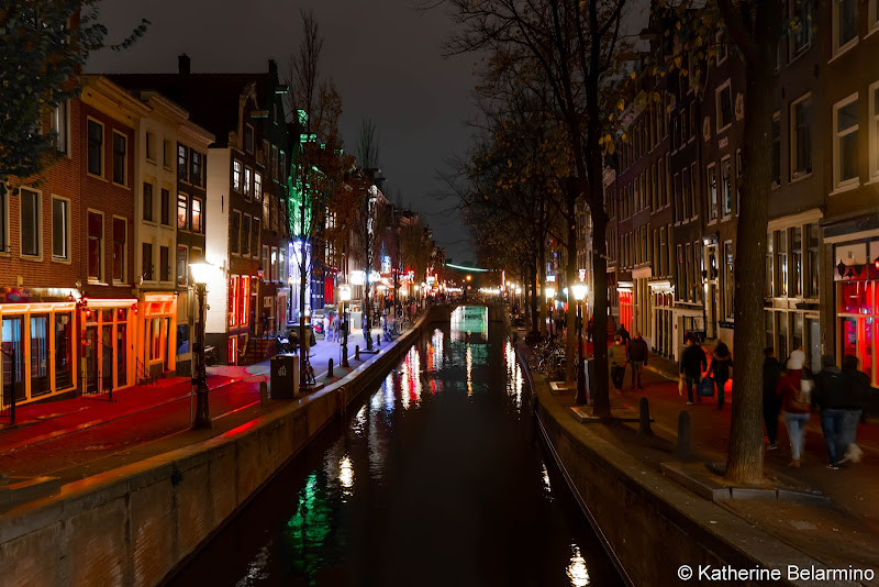 Red Light District Things to Do Amsterdam Vacation