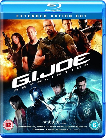 G.I. Joe - Retaliation 2013 Dual Audio Hindi Bluray Movie Download