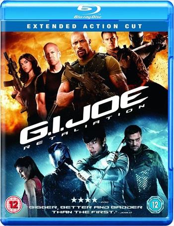 G.I. Joe - Retaliation 2013 Dual Audio Hindi Bluray Movie Download