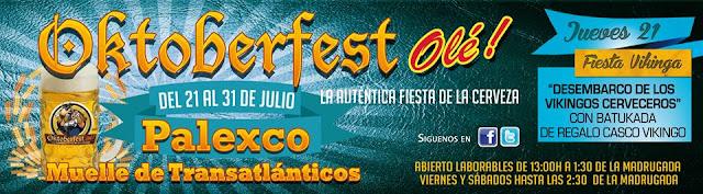 Oktoberfest 2016. La Fiesta de la cerveza